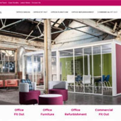 Website Redesign for Office Innovations